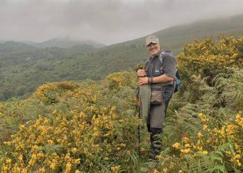 """Ángel M. Sánchez, director voluntariado del Censo Lobo Ibérico: """"El lobo debe equipararse legislativamente con otras especies emblemáticas de nuestra fauna"""""""