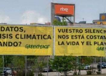 Greenpeace llama la atención a los responsables políticos sobre la degradación de la calidad democrática