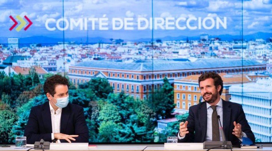 """Sira Rego dice que el PP tensiona su """"campaña para deslegitimar los indultos"""" para """"tapar su mala gestión y su incapacidad de abordar lo que necesita la gente"""" allí donde gobierna"""