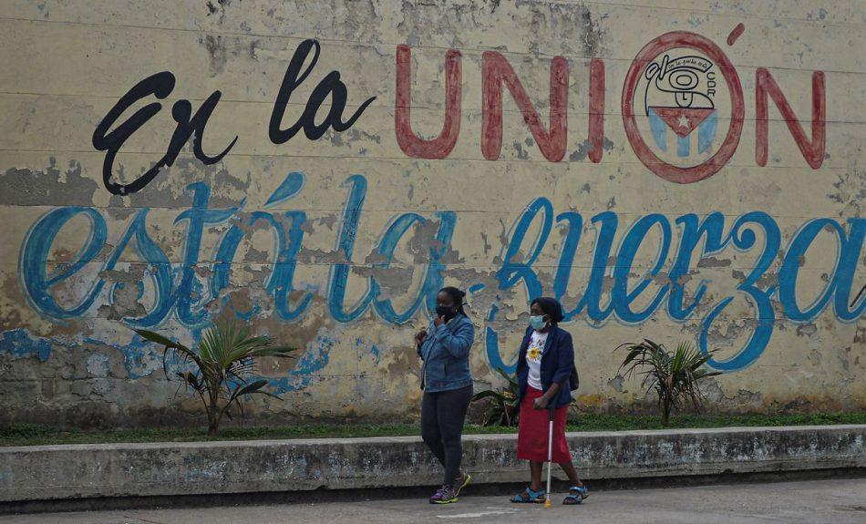 Biden continua la línea guerrista de Trump contra Cuba