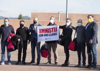 Santiago tacha de «hipocresía» boicot del PP al indulto a los políticos catalanes del 'procés' presos