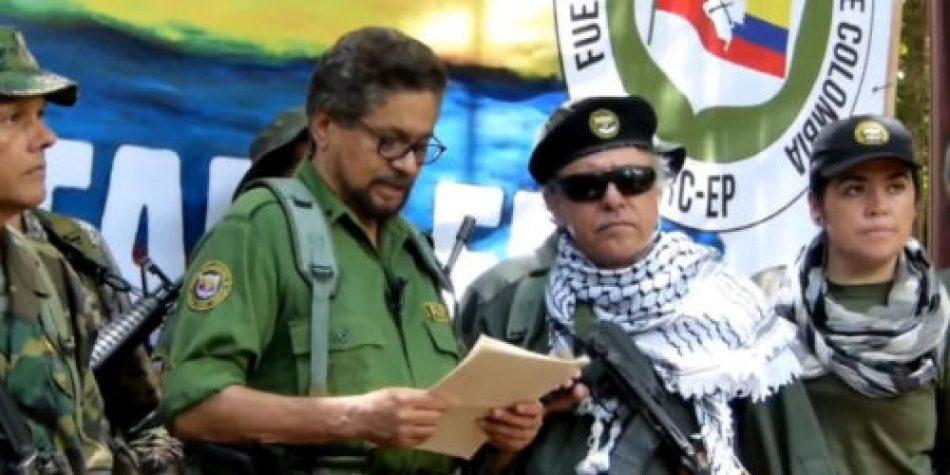 Las FARC-EP Segunda Marquetalia exigen a Duque que cese la represión