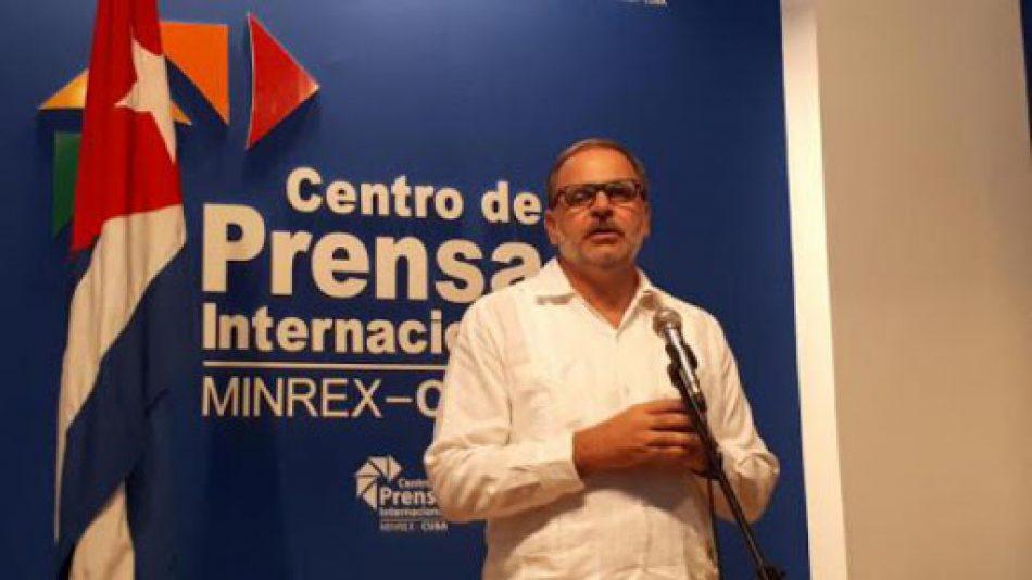 """Cuba tacha de """"infundada"""" expulsión de su diplomático en Colombia"""