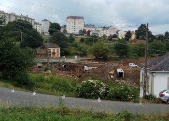 Ecoloxistas en Acción celebra a paralización das obras da urbanización das Saamasas