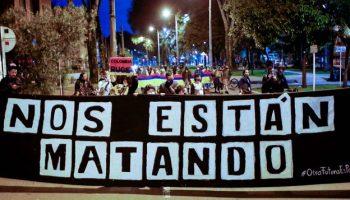 Denuncian 1.773 casos de violencia policial durante las protestas en Colombia