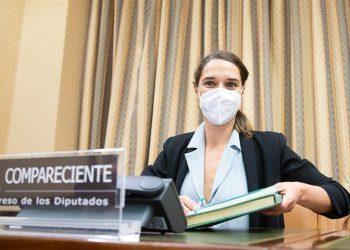 La secretaria de Estado de Igualdad Noelia Vera reclama un Plan de mejora y modernización de las actuaciones contra la violencia de género