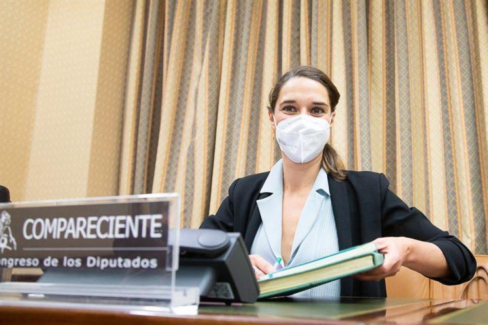 Noelia Vera: «Frente a la alarma machista es más necesaria que nunca la unidad feminista y la revisión de los mecanismos de protección»