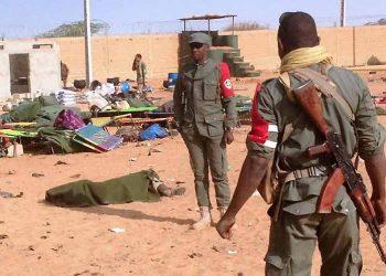 Chad contra la violencia de grupos armados