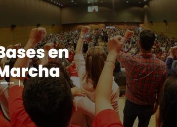La plataforma Andalucía Socialista-Bases en Marcha disputará el liderazgo de Susana Díaz y Espadas