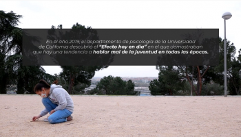 Asociación Ciudad Joven (Puente de Vallecas) lanza la campaña #JóvenesHoyEnDía