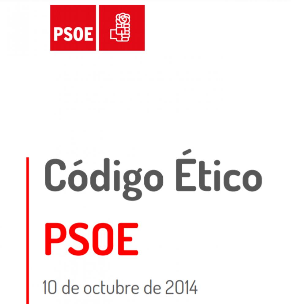 Verdes de Europa – Tarifa reclama al PSOE que asuma las consecuencias y responsabilidades que refleja su Código ético