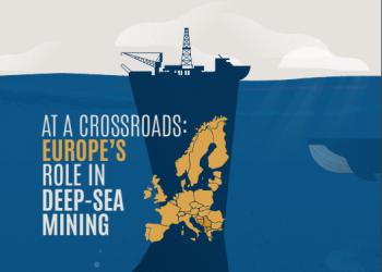 Europa en la encrucijada: proteger los fondos marinos o dejar que la minería los destruya