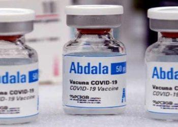 Más de 445.000 voluntarios reciben primera dosis de candidato vacunal anticovid Abdala en Cuba