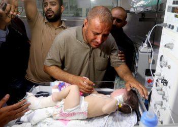 Voces de Gaza entre los escombros y las bombas