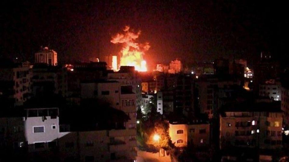 Sube a 200 la cifra de muertos en Gaza por bombardeos israelíes