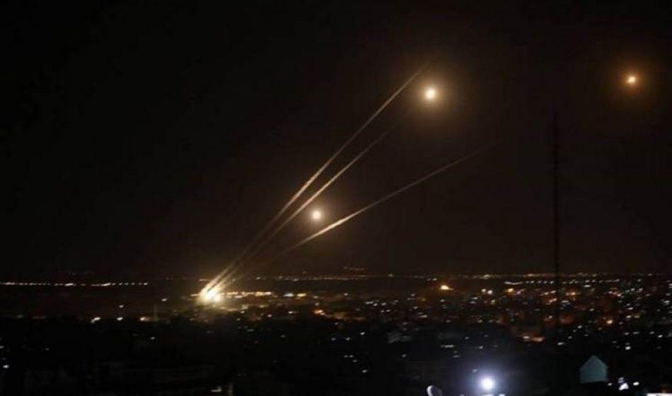 Brigadas Al Qassam lanzan ataque con misiles contra Tel Aviv y sus suburbios