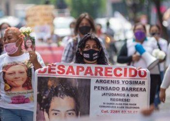 Madres de desaparecidos en México coinciden: no hay nada que celebrar