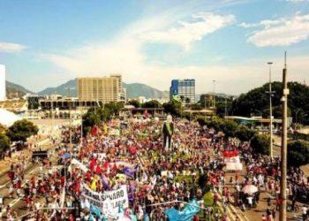 Masivas movilizaciones en Brasil contra políticas de Jair Bolsonaro
