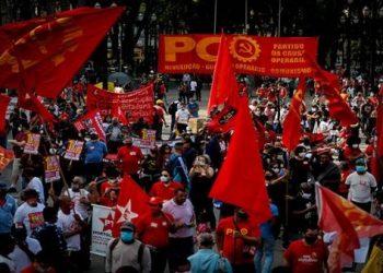 Organizaciones brasileñas convocan a nuevas marchas contra Bolsonaro