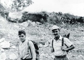 Ernesto Guevara recorre Honduras