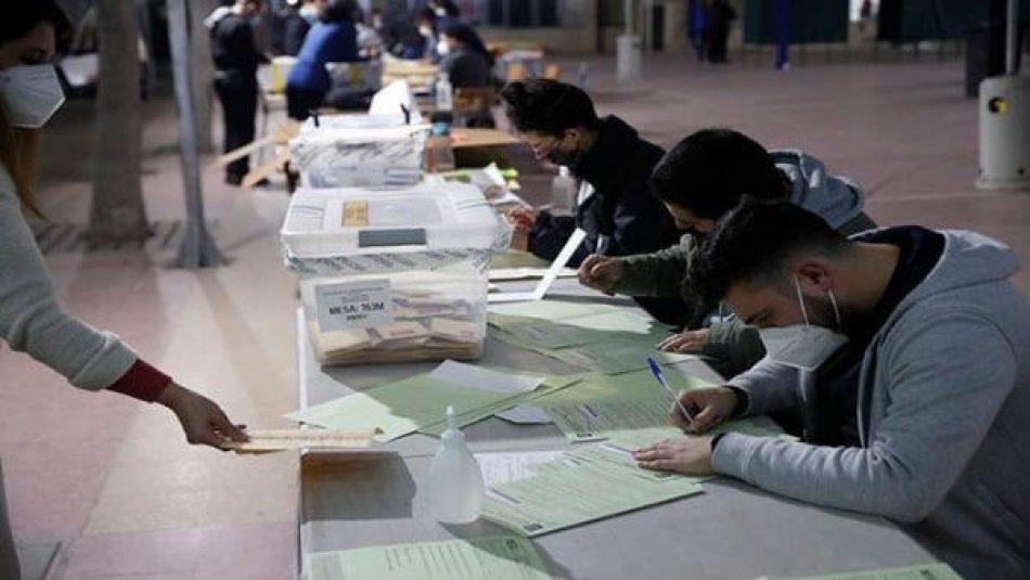 Sectores progresistas redactarán la nueva constitución de Chile