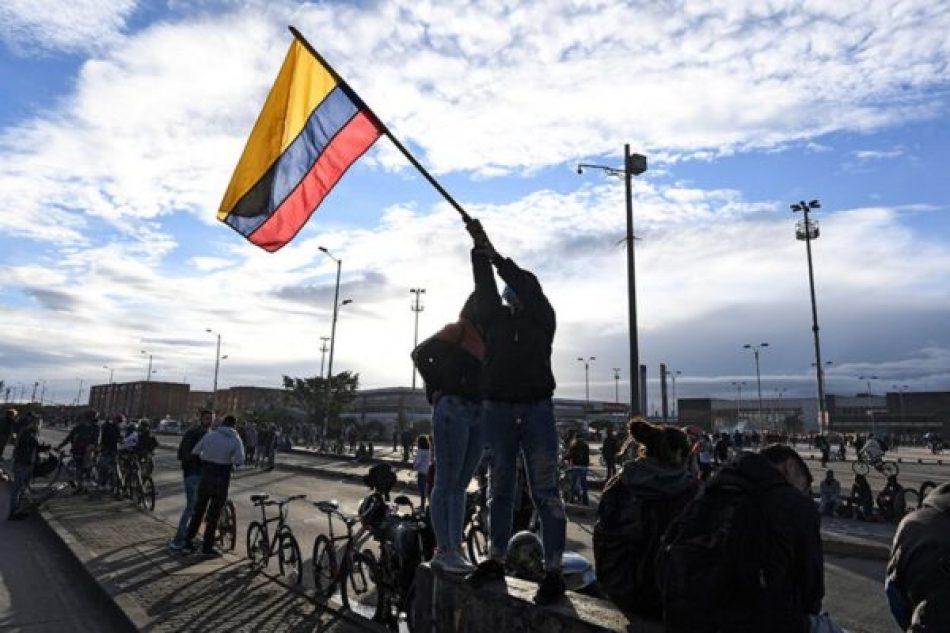 Colombia se levanta contra el neoliberalismo de guerra