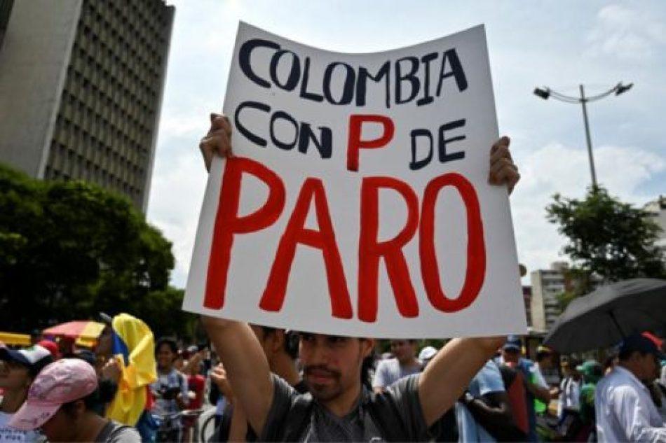 Colombia. Vocero del Congreso de los Pueblos: «Hay que decirle al mundo que en el país se está cometiendo un genocidio»