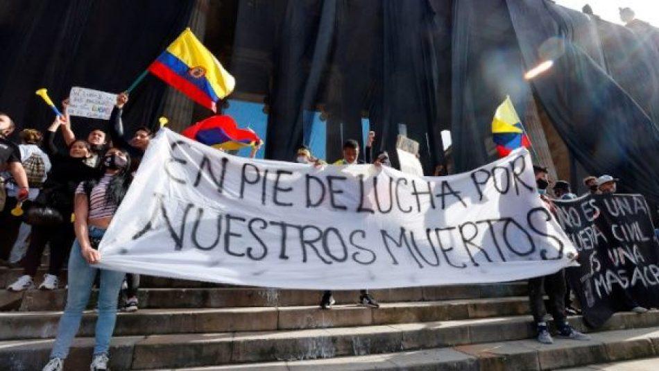 Asesinan a dos líderes sociales en Colombia en un día