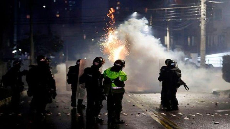 Noche de represión deja varios muertos y heridos en Pereira, Colombia