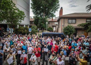 Las asociaciones vecinales en Madrid se levantan contra la propuesta de cierre de centros de salud