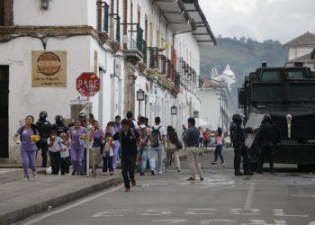Iván Duque ordena el despliegue de tropas hacia Popayán