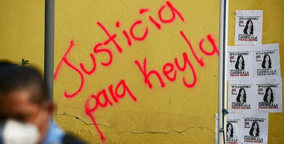 Honduras: Urge justicia para Keyla