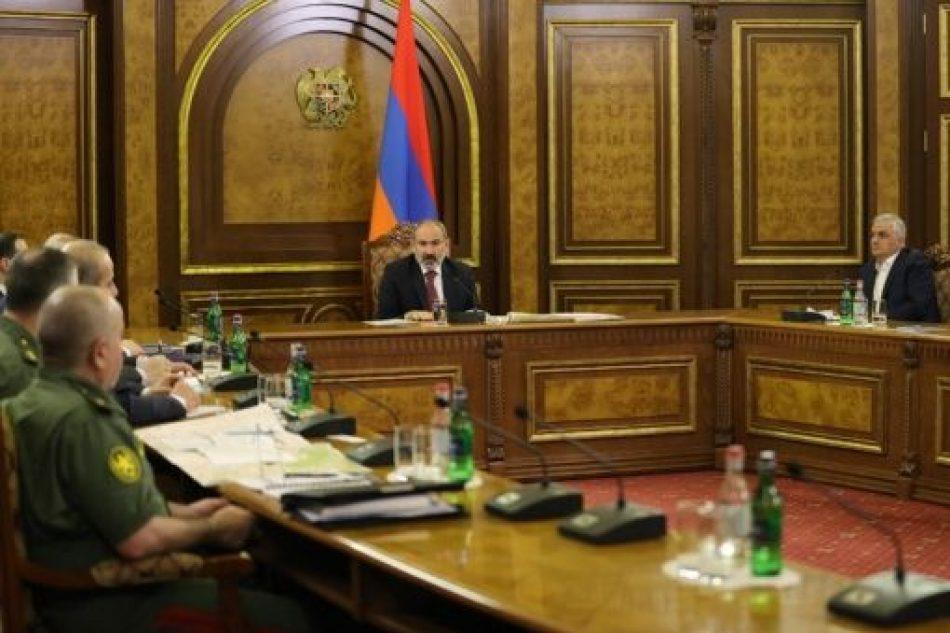 Armenia denuncia incursión de Azerbaiyán en zona fronteriza