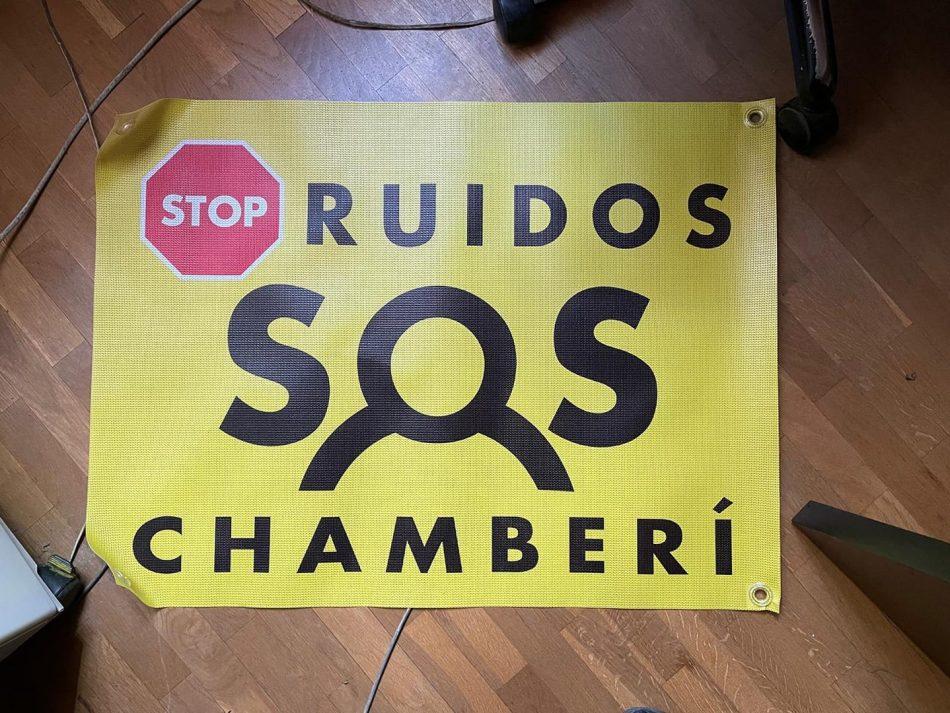 El vecindario de Chamberí se rebela ante el descontrol de las terrazas