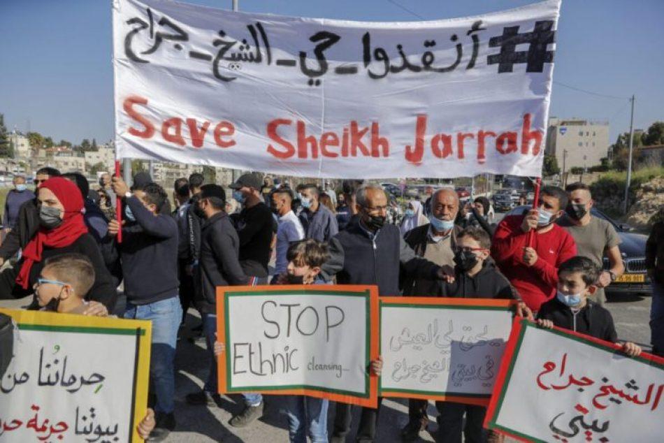 Ante la violencia de Israel, el gobierno español debe poner fin a la complicidad con el apartheid israelí