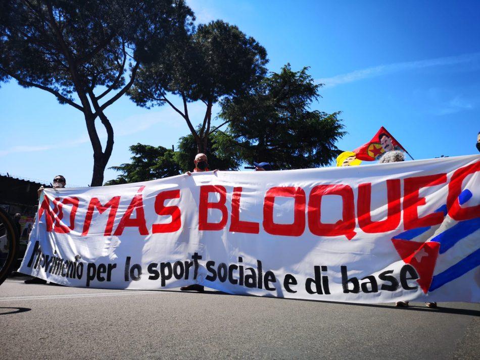 Asociación Italia-Cuba llama a apoyar la III Caravana Mundial contra el Bloqueo con actos los días 29 y 30 de mayo