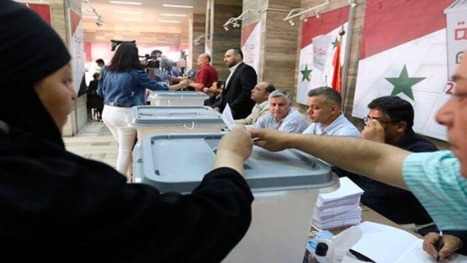 Arrancan elecciones presidenciales en Siria