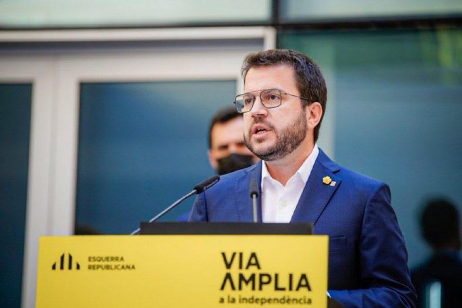 ERC y Junts alcanzan un pre-acuerdo para desbloquear la investidura de Pere Aragonès