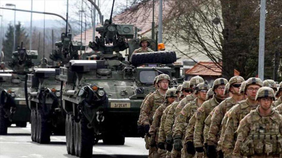 Bielorrusia teme que EEUU planee una invasión en su contra