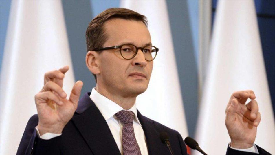 Unas declaraciones del primer ministro polaco acrecientan el conflicto entre Polonia e Israel