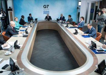 China advierte al G7: «El destino del mundo no lo puede decidir un grupo pequeño»