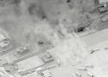 """Muerte a EEUU"": Iraquíes, airados por ataque a fuerzas populares"