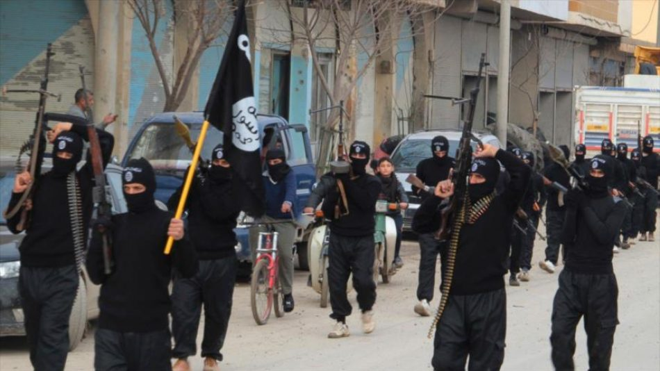 Siria: EEUU vuelve a confiar en organizaciones terroristas