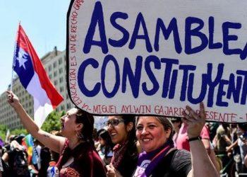 Constituyentes chilenos se comprometen a una Constitución ecologista