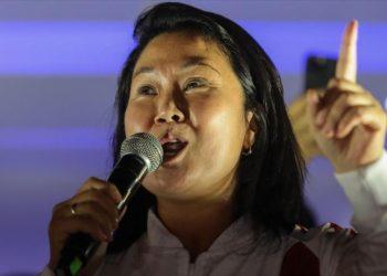 Keiko Fujimori solicita «una auditoría de la OEA» para mantener a la desesperada su pulso por el poder