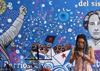 40 ciudades europeas celebran la llegada de las Zapatistas a Europa