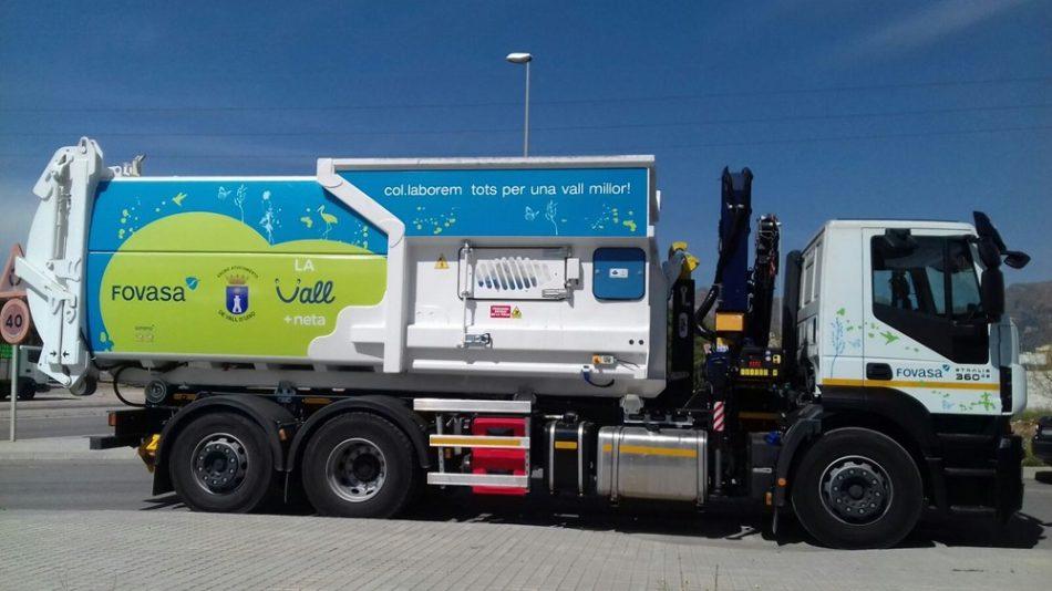 Vaga indefinida de recollida d'escombraries a Valls a partir del dia 24 de juny a les 00:00