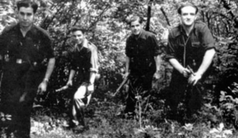 El gobierno socialista de Asturies rechaza reconocer institucionalmente a los guerrilleros antifranquistas asturianos