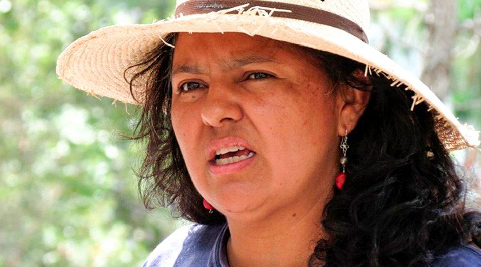 Honduras: CLAMU exige justicia integral y castigo para los mandantes del crimen de Berta