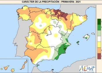 España vive la primavera más seca de los últimos quince años